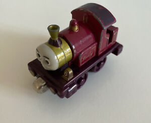 Lady Thomas Magnetic Die Cast Train Take Along Take-n-Play Learning curve