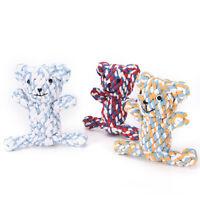 perdurable Bär Knoten für kleine und große Hunde Spielzeug Ausbildung Kauen