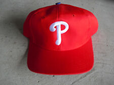 Signatures Sportswear Philadelphia Phillies Adjustable Baseball Hat New