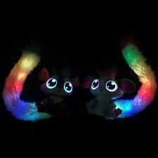 Lil' Gleemerz Amiglow & Loomur Interactive Lemur Light Up Figures