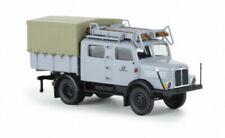 Brekina 71750 IFA S 4000-1 Bautruppwagen HO NEU