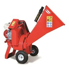 "Gasoline Chipper - 5.5 HP Honda GX200 Engine - Recoil Start - 3"" Wood Diameter"
