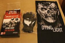 Dying Light Enhanced Edition BOX + Gloves and Funnel neck