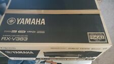 YAMAHA RX-V383 5.1-channel Receiver with Bluetooth New in Box