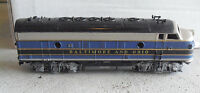 Vintage 1970s HO Scale Baltimore and Ohio Dummy Locomotive