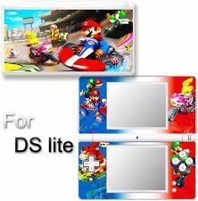 SUPER MARIO KART SKIN STICKER DECAL VINYL for DS Lite 2