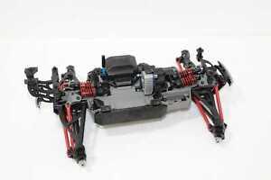 Traxxas E-Revo VXL 1/16  Chassis komplett