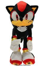 "New Sonic the Hedgehog Shadow Plush Soft Stuffed Toy Doll Figure  Black 48cm 19"""
