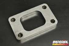 T3 turbo flange / spacer - 12mm stainless steel