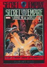 SE-35 BRAVE NEW WORLD 5 (2018) 2017 Upper Deck Marvel Annual SECRET EMPIRE