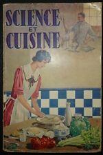 NUSSBAUM : Science et cuisine / 1939
