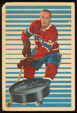 1963 64 PARKHURST HOCKEY 86 JACQUES LAPERRIERE RC LG-G MONTREAL CANADIENS ROOKIE