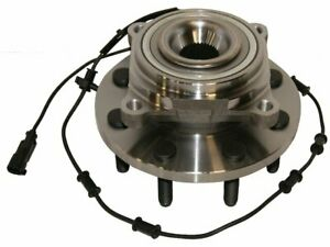 For 2009-2010 Dodge Ram 3500 Wheel Hub Assembly Front 93691JF 4WD