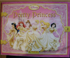 PANINI DISNEY PRETTY PRINCESS Full Set Of 228x Loose Stickers & Empty Album 2008