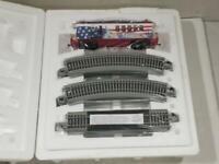 Spirit Of America HO Scale Liberty & Freedom Train Car / Track  FREE USA SHIP