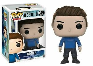 Funko BONES #349 POP! Star Trek: Beyond Action Vinyl Figure