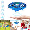 Mini Drohne Fliegender Ball UFO Spielzeug RC Quadcopter Infrarot-Induktions Fly