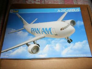 Revell 1/144 Pan Am Airbus A-310. #4537