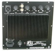 BK Electronics bsbp 275 Subwoofer Amplificador-placa Amp.. 275 W Reino Unido hecho nuevo