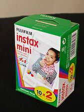 Fujifilm Instax Mini 6 Films pour 60 Photos Mhd 02/2020