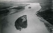 INDOCHINE c. 1930 - Région de Dong Hoï Ilot de Pagodes  - Div 3926