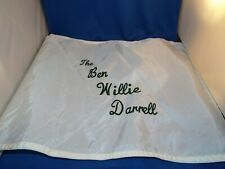 Rare The Ben Willie Darrell Golf Course Tournament Flag