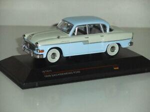 1:43 IST Models IST011 Sachsenring P240 1958 - Blue / White