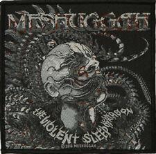 Meshuggah - Head Patch 10cm x 9.5cm