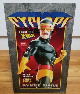 BOWEN Designs CYCLOPS JIM LEE RETRO VERSION STATUE X-MEN Bust Sideshow /2000