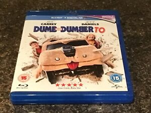 Dumb and Dumber To (Blu-ray, 2014)