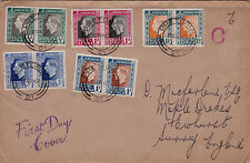 Royalty First Day Cover South Africa Stamps (Pre-1961)
