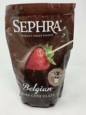 Sephra Belgian Dark Chocolate Fondue. 2 lbs. (1-82)