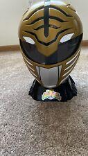 Hasbro Power Rangers Lightning Collection Mighty Morphin White Ranger Helmet for