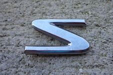 OEM Factory Genuine Stock Nissan S trunk emblem badge decal logo Altima Sentra
