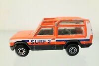 1982 Vintage classic from matchbox matra rancho / rear model Orange 4x4 Surf 2