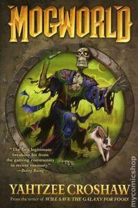 Mogworld TPB, Dark Horse, Yahtzee Croshaw, zombies, wizards, dwarves, archers
