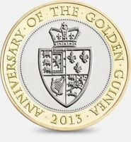 TWO (£2) POUND COINS ROYAL MINT BRITISH COIN HUNT - RARE COINS - CHEAP PRICES