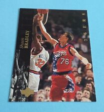 1993/94 Upper Deck Basketball Shawn Bradley Card #76***Philadelphia 76ers***