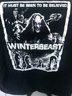WINTERBEAST T-Shirt 1992 Horror Film Promotional Movie