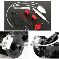 Baja Front Wheel Hydraulic Disc Brake Set for 1/5 HPI KM ROVAN Baja 5B 5T 5SC