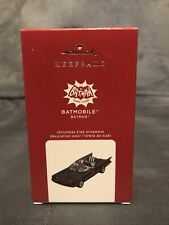 Hallmark 2020 Batmobile Batman Classic Tv Series Keepsake Ornament Nib
