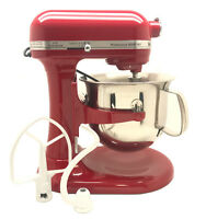 KitchenAid R KSM6573ER 6 Quart Professional Bowl-Lift Stand Mixer Empire Red
