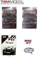 1/64 TSM MINI GT Acura Honda NSX GT3 Diecast Model Car Colors MGT Series
