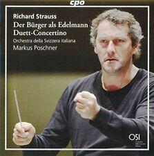 Strauss: Der Buerger als Edelmann - Duett-Concertino, New Music