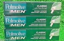 (1kg ) 3x Palmolive For Men Rasiercreme Classic -kostenloser