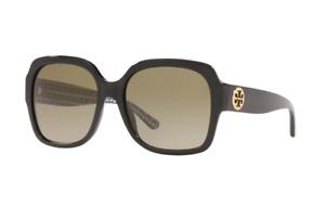 Tory Burch Sunglasses TY7140 181313 57  Black Frame Gray Lens