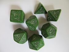 Q-Workshop Pathfinder Kingmaker Polyhedral Dice Set