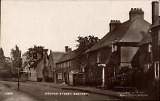 Barford near Warwick. Church Street # 1300 in Bedford Series.