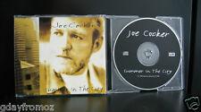 Joe Cocker - Summer In The City 4 Track CD Single