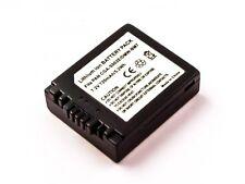 Batería para PANASONIC DMW-BM7 / CGA-S002A/1B / CGR-S002 / CGA-S002 / CGA-S002E